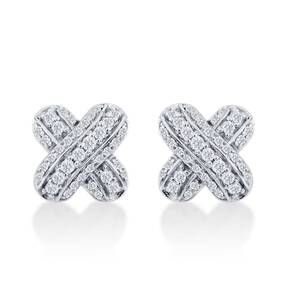 Beaumont Kiss Earring Studs