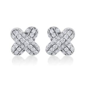 Beaumont Kiss small Earring Studs