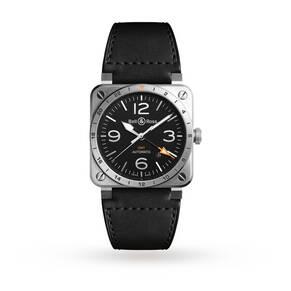 Bell & Ross BR03 GMT Mens Watch