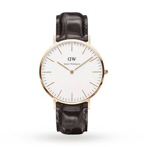 Daniel Wellington Men's York 40mm Watch
