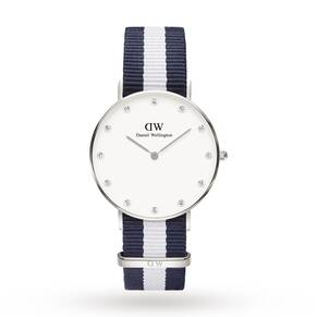 Daniel Wellington Ladies' Classy Glasgow 34mm Watch
