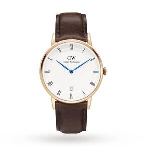 Daniel Wellington Men's Dapper 34mm Bristol Watch