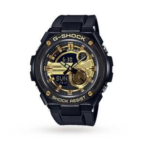 Casio G-SHOCK G-STEEL Analog-Digital Watch GST-210B-4A
