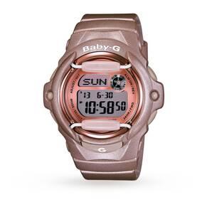 Casio Ladies' Baby-G Alarm Watch