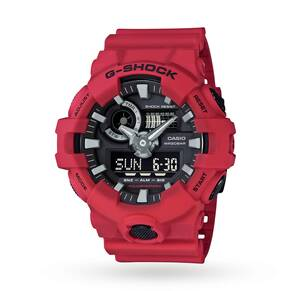 Casio Men's G-Shock Alarm Chronograph Watch