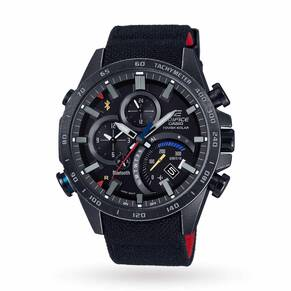 Casio Men's Edifice Eqb-500 Scuderia Toro Rosso Black Lim ...