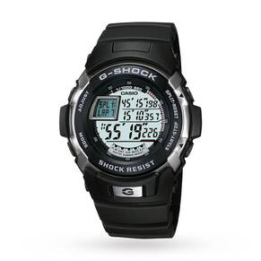 Casio Men's G-Shock Alarm Chronograph Watch