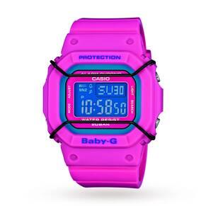 Ladies Casio BABY-G Alarm Chronograph Watch BGD-501-4ER