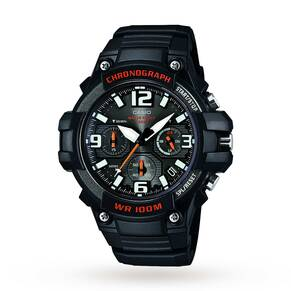 Mens Casio Sport Chronograph Watch MCW-100H-1AVEF
