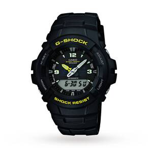 Casio Men's G-Shock Antimagnetic Exclusive Alarm Chronograph Watch