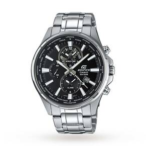 Mens Casio Edifice Chronograph Watch EFR-304D-1AVUER