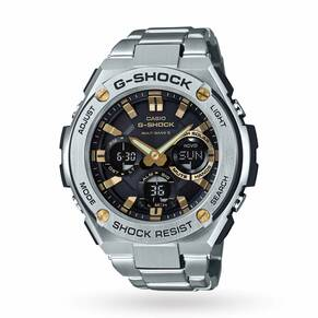 Mens Casio G-Steel Alarm Watch GST-W110D-1A9ER