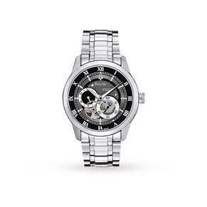 Bulova Gents Mechanical Watch