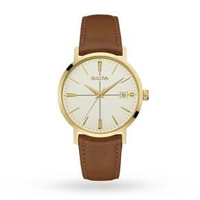 Mens Bulova Aerojet Watch 97B151
