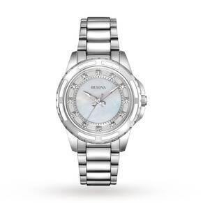 Ladies Bulova Watch 96S144