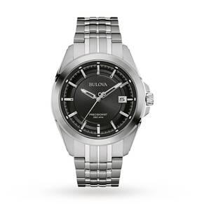 Mens Bulova Precisionist Watch 96B252