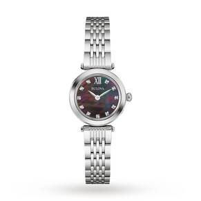 Ladies Bulova Diamond Watch 96S169
