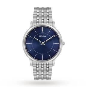 Mens Bulova Ultra Slim Watch 96A188