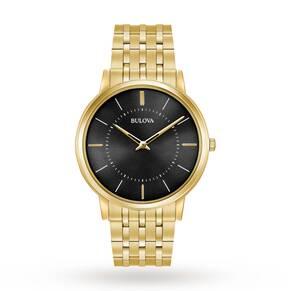 Mens Bulova Ultra Slim Watch 97A127