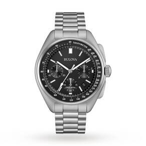 Bulova Men's Special Edition Moonwatch Precisionist Chronograph Watch
