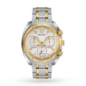 Bulova Men's Sport CURV Chronograph Watch