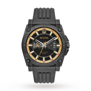 Mens Bulova Precisionist GRAMMYs Limited Edition Watch 98B294