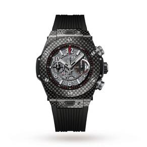 Hublot Big Bang Unico Carbon Skeleton Mens Watch