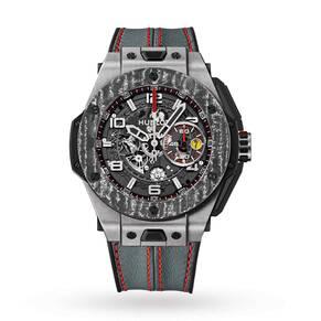 Hublot Big Bang Ferrari Titanium Carbon Mens Watch