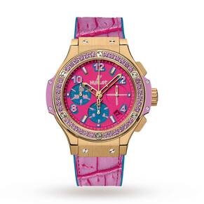 Hublot Big Bang Pop Art Ladies Watch