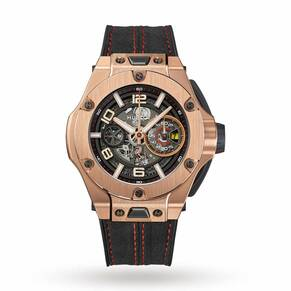 Hublot Big Bang Ferrari Unico King Gold Mens Watch