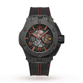 Hublot Big Bang Ferrari Unico Carbon Mens Watch