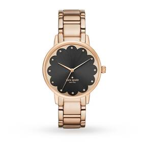 Kate Spade New York Ladies' Gramercy Scalloped Watch