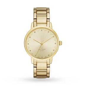 Ladies Kate Spade New York Gramercy Scalloped Watch KSW1047
