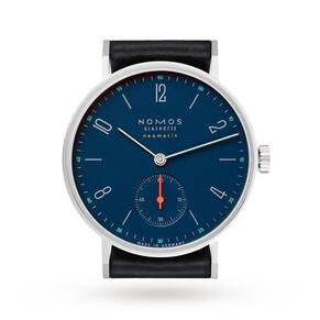 Nomos Glashutte Tangente Nachtblau Mens Watch