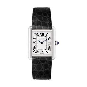 Cartier Tank solo watch, small model