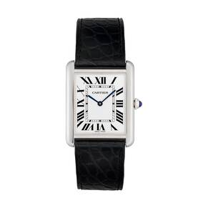 Cartier Tank Solo Watch Large Model