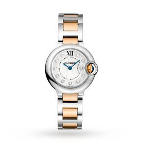 Cartier Ballon Bleu de Cartier watch, 28 mm