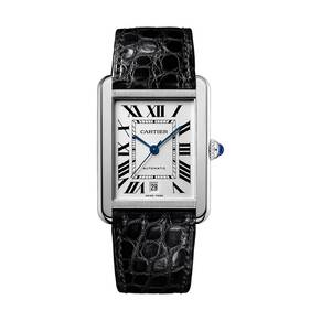 Cartier Tank Solo watch, extra-large model