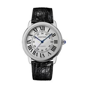 Cartier Ronde Solo de Cartier watch, extra-large model