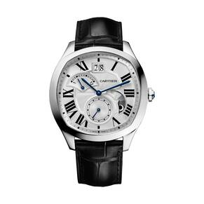 Cartier Drive de Cartier watch, Large Date, Retrograde Se ...