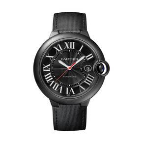 Cartier Ballon Bleu de Cartier Carbon watch, 42mm