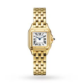 Cartier Panthere Yellow Gold Ladies Watch