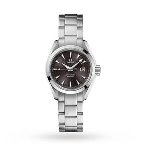 Omega Aqua Terra Ladies Watch