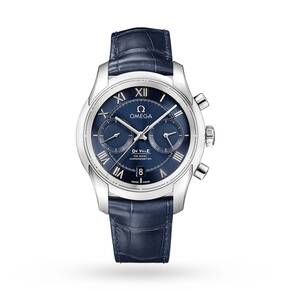 Omega De Ville Chronograph Mens Watch