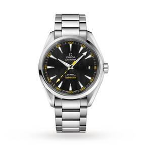 Omega Aquaterra Gauss Mens Watch