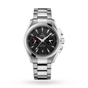 Omega Aquaterra GMT Mens Watch