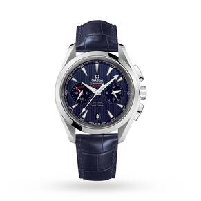 Omega Aquaterra GMT Mens Watch