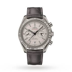 Omega Grey Side of The Moon Mens Watch