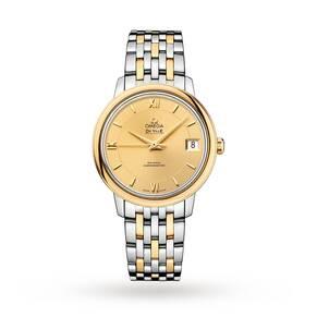 Omega De Ville Prestige Mens Watch