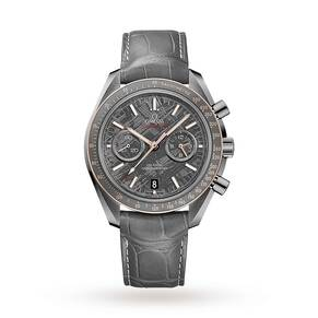 Omega Speedmaster 'Grey Side of the Moon Meteorite' Mens Watch